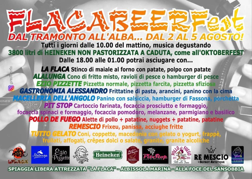 FLACABEERfest Albissola Marina