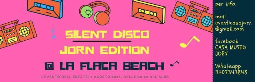 FLACABEERfest Silent Disco Albissola Marina 2018