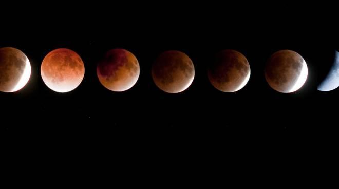 Grande attesa per la Luna di Sangue: dove sarà possibile vedere l'eclissi?