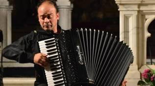 Gianluca Campi fisarmonica