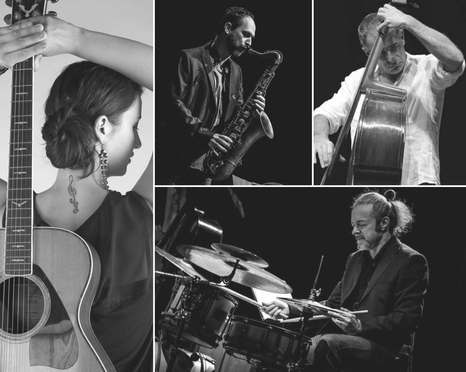 Giulia Cancedda Jazz Ensemble