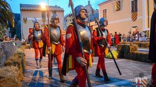 Giustenice Medioevale