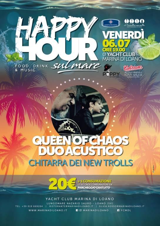 """Happy Hour sul Mare"" Queen of Chaos"