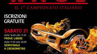 Hover Band Race Campionato Italiano