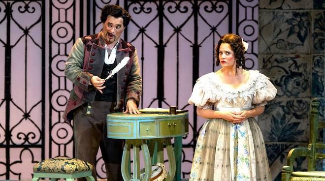 Il barbiere di Siviglia Teatro Carlo Felice