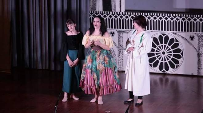 """""""Il Campanaro di Parigi"""" Circolo Culturale Teatro Archimede Vado Ligure"""