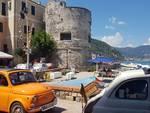 Il meeting delle Fiat 500 fa tappa a Laigueglia