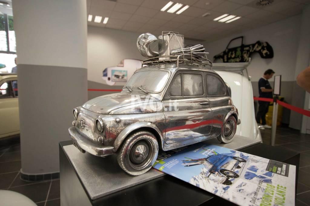 Inaugurato il 35^ Meeting Internazionale Fiat 500 Storiche