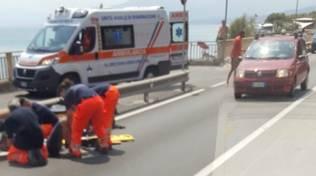 Incidente via Aurelia Borgio Verezzi
