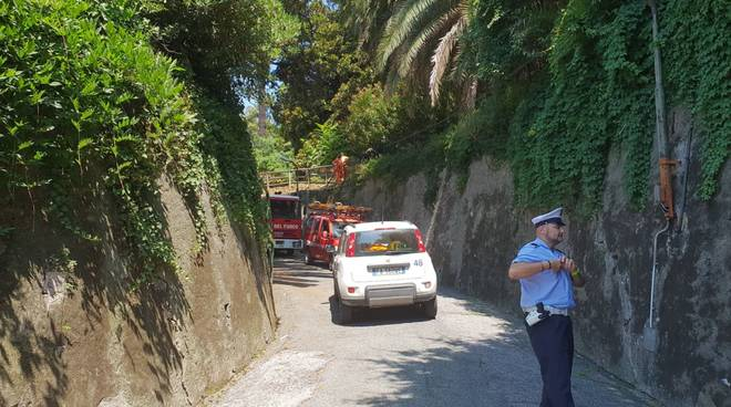 incidente villa banfi