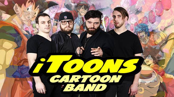 Itoons Cartoon Band