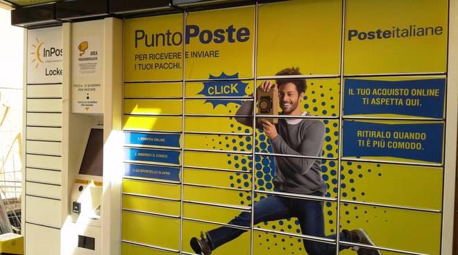 lockers poste italiane
