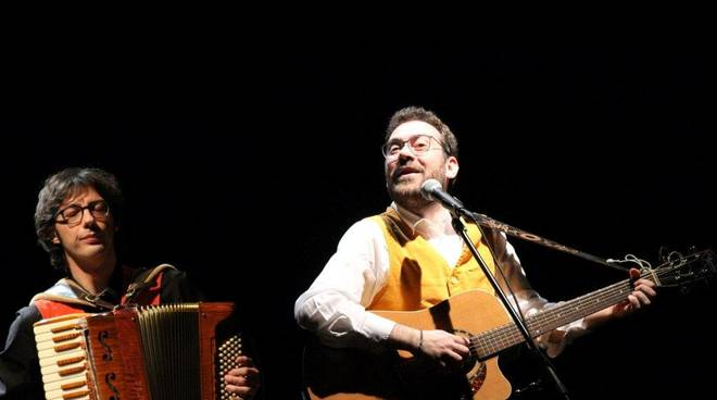 Mario Incudine e Antonio Vasta