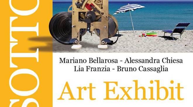 "Mostra ""Art Exhibit"" Villa Groppallo"