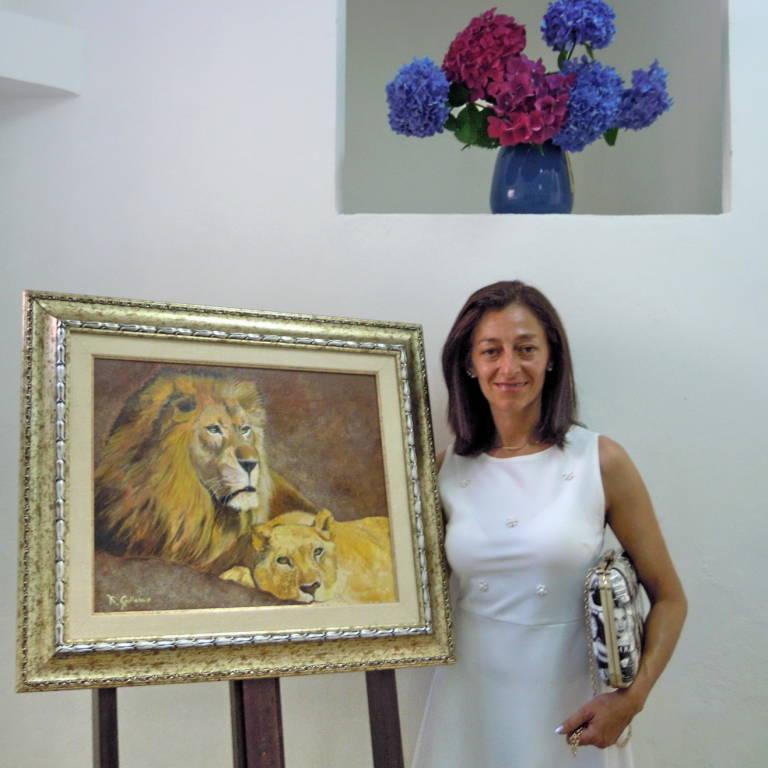Mostra Caterina Galleano Varazze