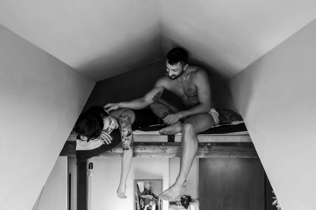 """Mostra """"Per amore"""" Agenzia Onu rifugiati"""