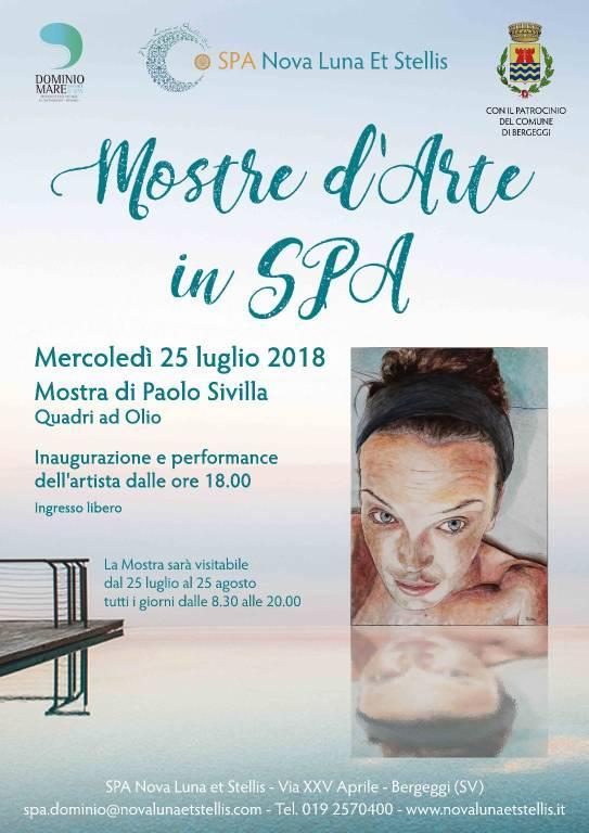 """Mostra """"Women"""" pittore Paolo Sivilla"""