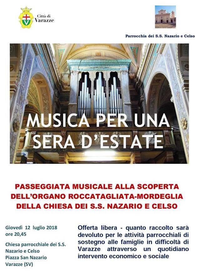 """""""Musica per una sera d'estate"""""""