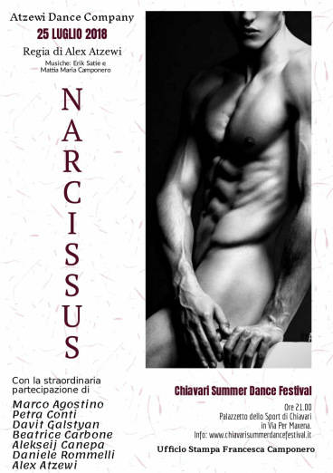 Narcissus danza Chiavari