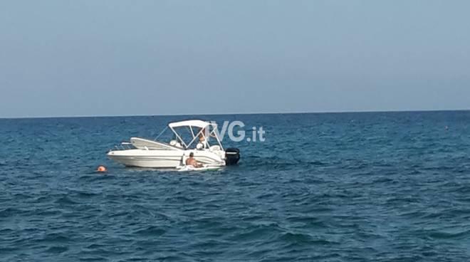 natante imbarcazione deriva