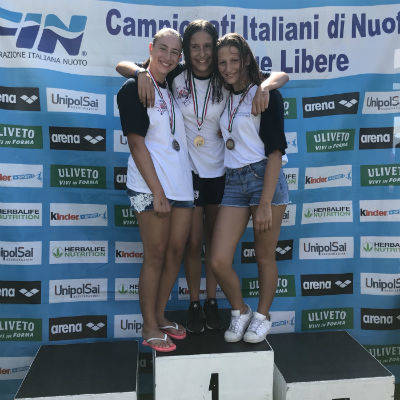 Nuoto in acque libere