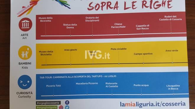 Orgoglio Liguria Cosseria