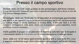 """""""PaleoValneva 2018"""" giornata antenati Erli"""