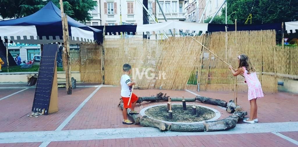 Palio dei bambini 2018 Albenga