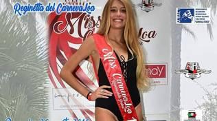 Rebecca Arnone Miss Riviera Palme Loano