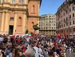 Piazza Alimonda, 20 luglio 2018