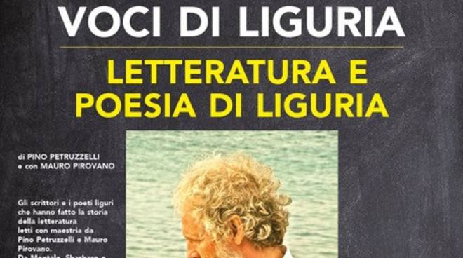 """Pino Petruzzelli e Mauro Pirovano in """"Voci di Liguria"""""""