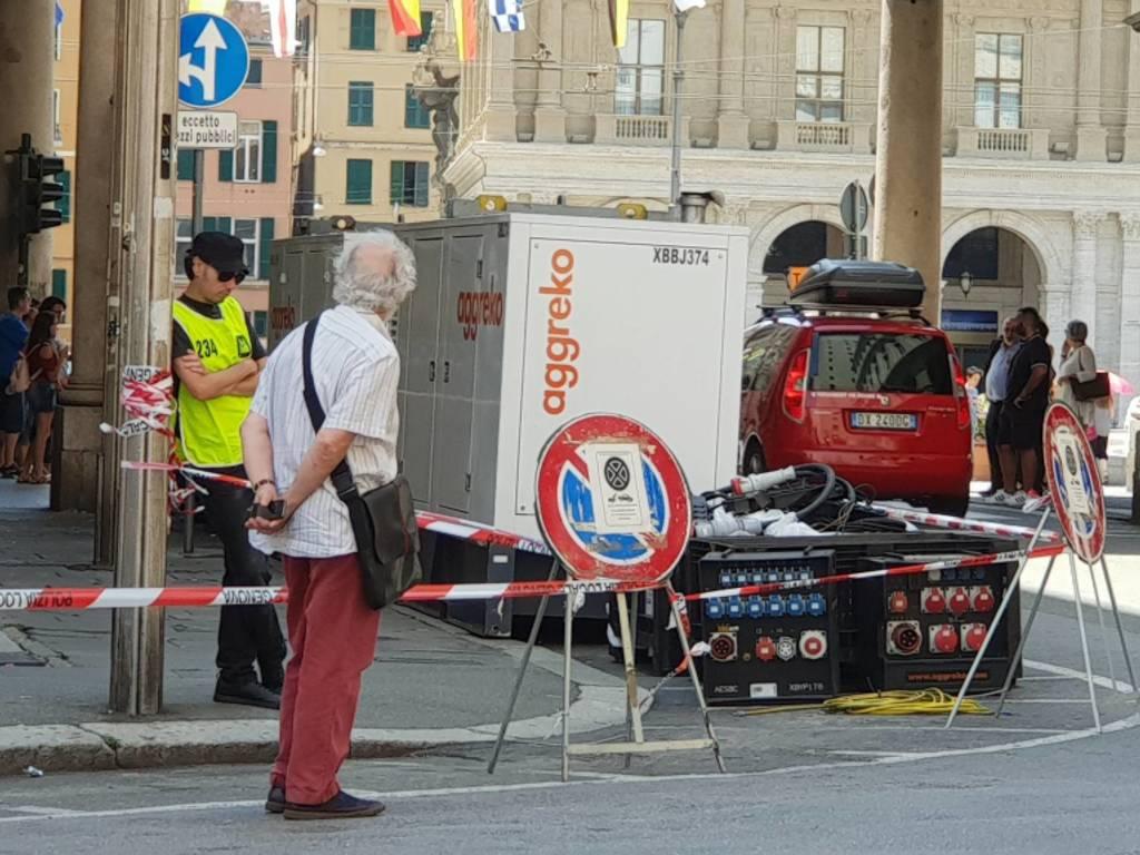 Posteggi moto per costa