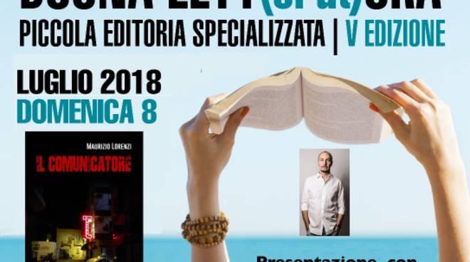"""Presentazione libro """"Il comunicatore"""" Maurizio Lorenzi"""