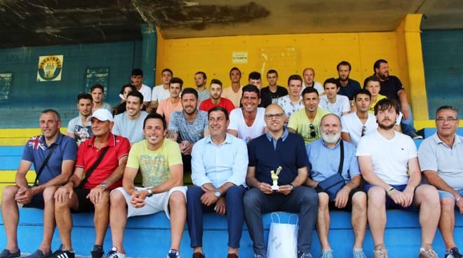 Presentazione nuovi giocatori Cairese 2018/19