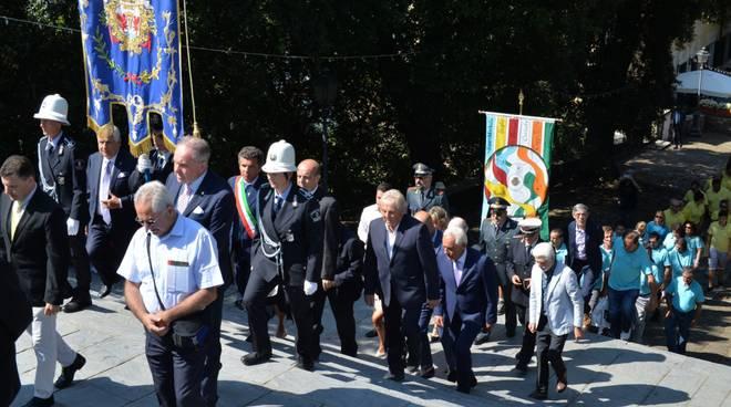 rapallo processione montallegro