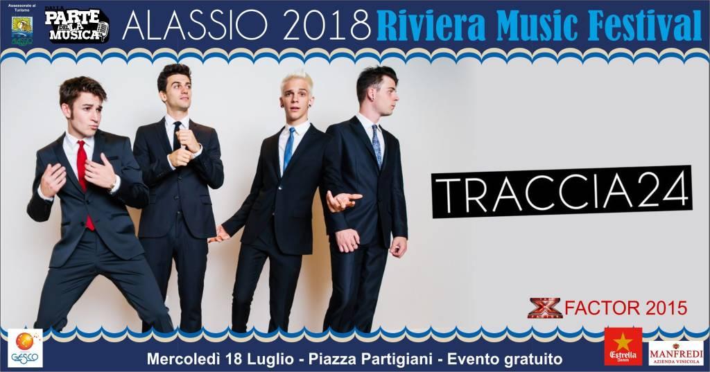 Riviera Music Festival 2018 Alassio