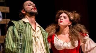 """""""Romeo e Giulietta – L'amore è saltimbanco"""" Ceriale"""