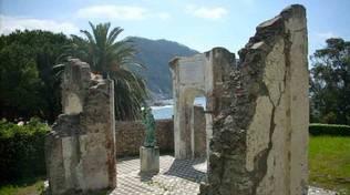 Ruderi Oratorio Santa Caterina d'Alessandria
