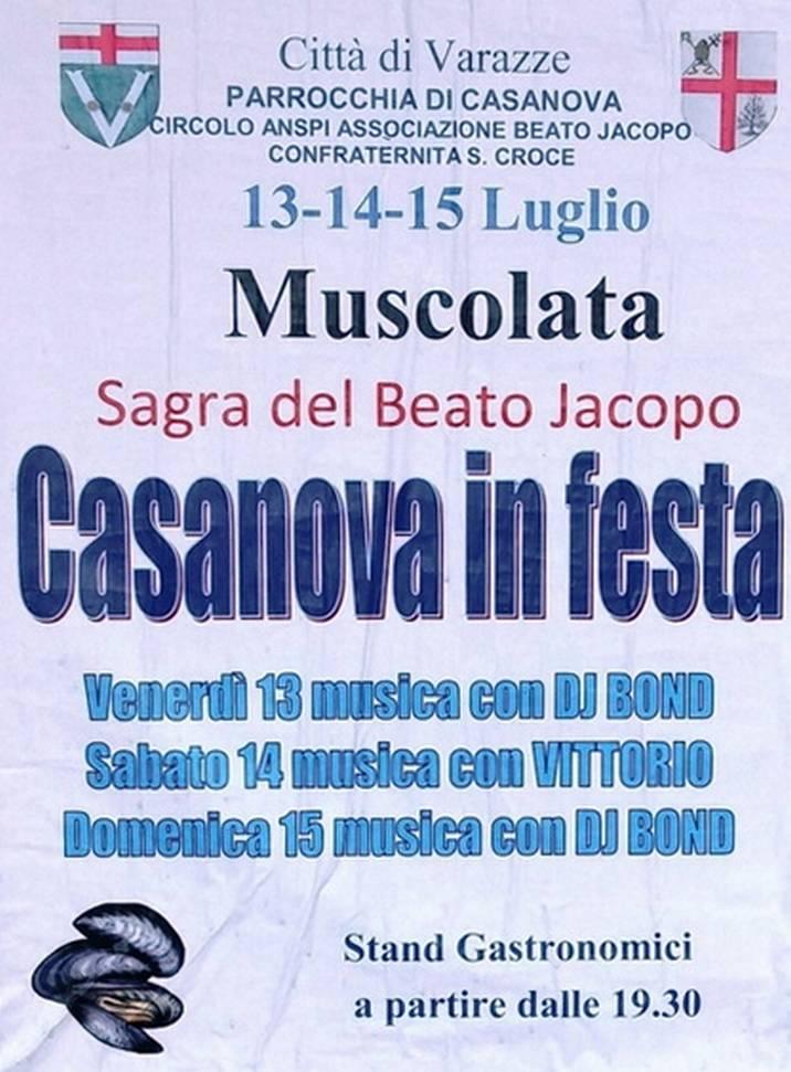 Sagra Beato Jacopo Varazze
