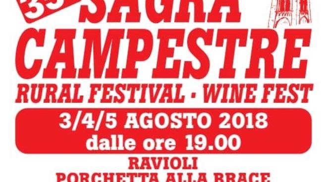 Sagra Campestre Bardino Vecchio 2018