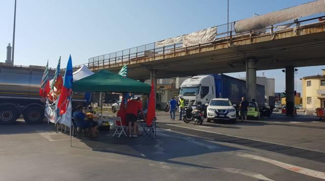 Sciopero autotrasporto luglio 2018