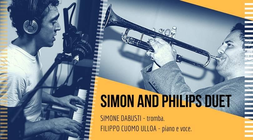 """Simon & Philips Duet """"Note tra gli Ulivi"""""""