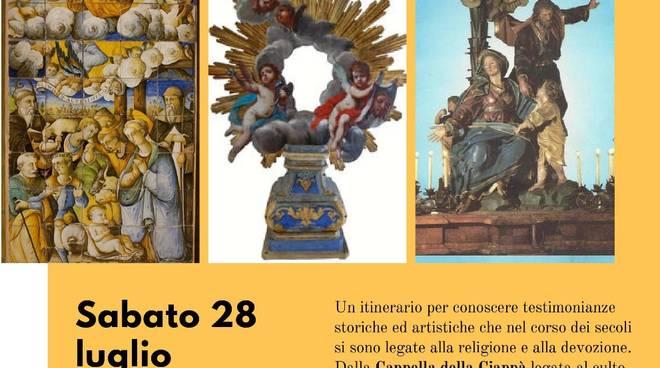 """""""Tra Arte e Religione"""" itinerario didattico Albissola Marina"""