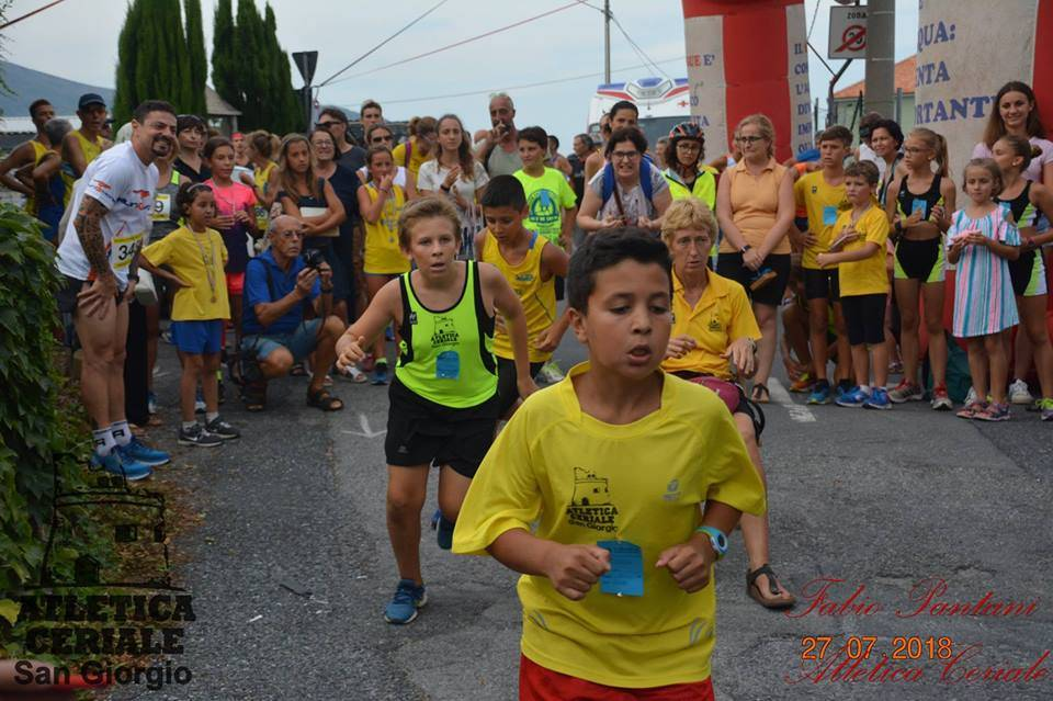 Trofeo del Michettin: le gare giovanili