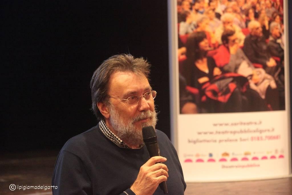 Filosofo Ermanno Bencivenga