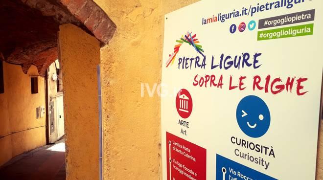 Una Liguria sopra le righe Pietra Ligure