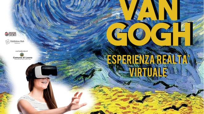 Van Gogh Immersive Experience Loano