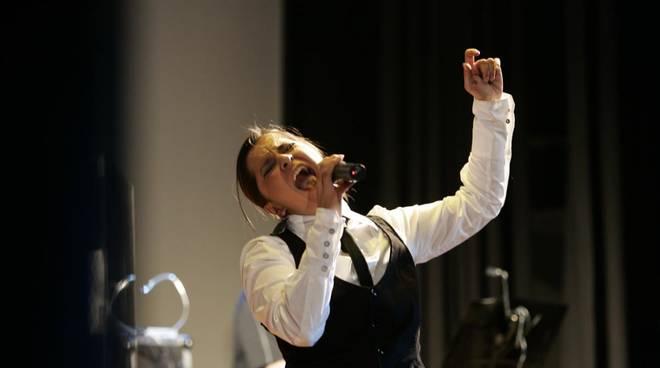 Tribute Band Laura Pausini Riviera Music Festival