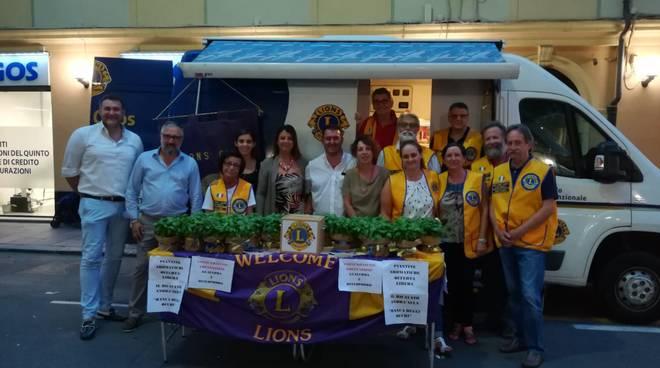 Lions Club Vada Sabatia Lions Club Priamar Prevenzione