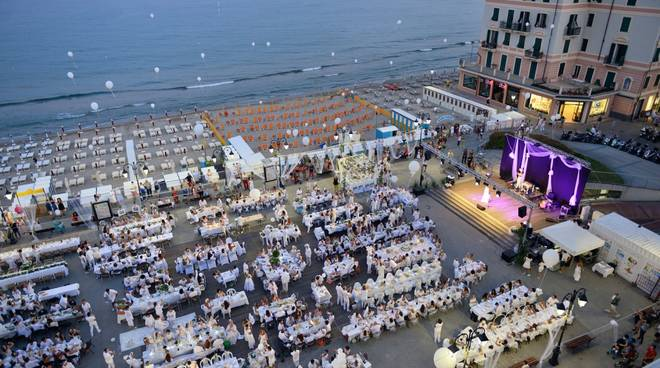 Cena Bianco Alassio